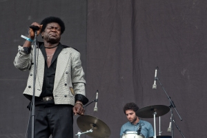 Charles Bradley getting the funk down