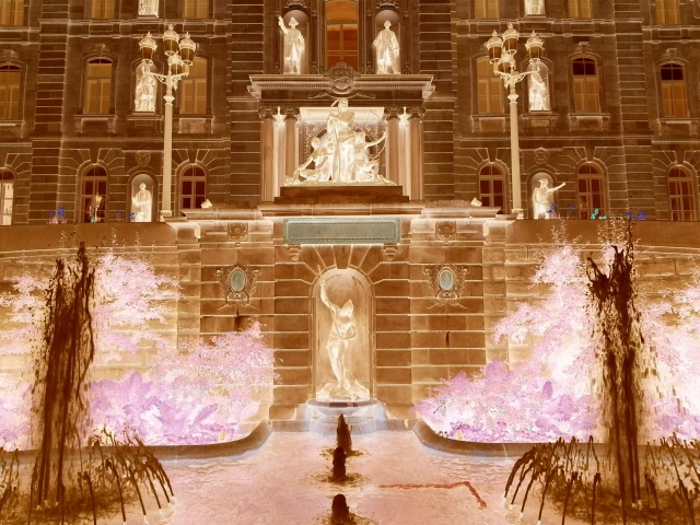 The Animated Fountain