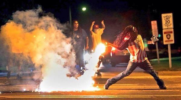 Ferguson, Missouri. By Koda Cohen.